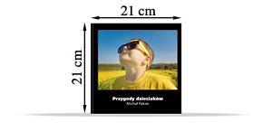 Fotoksiążka 21 na 21cm