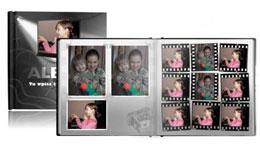 Foto książka premium 21 na 21 cm - ALBUM FOTO