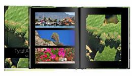 Foto książka premium 21 na 26 cm - CZARNA PERŁA