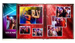 Foto książka premium 21 na 26 cm - PARTY MIX
