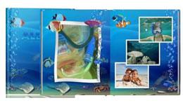 Foto książka premium 21 na 26 cm - MORSKI