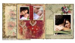 Foto książka premium 21 na 26 cm - NOSTALGIA 2