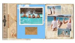 Foto książka premium 21 na 26 cm - EGIPT