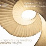 Akademia Fotografii Amatorskiej AFA - schody