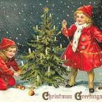 Drukarnia Świętego Mikołaja - Wystawa kartek świątecznych