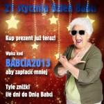 Dzień Babci 2013 w Alboom.pl