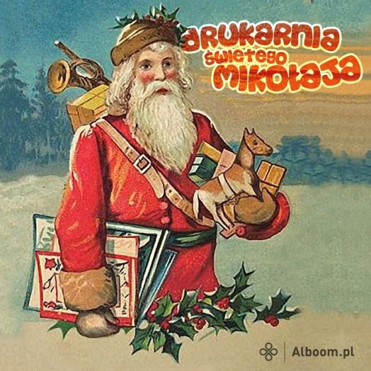 Święty Mikołaj od kalendarzy w Alboom.pl
