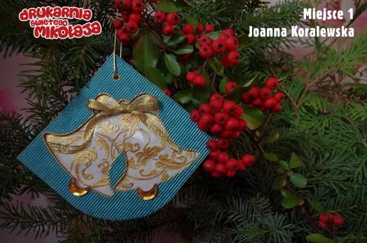 Miejsce 1 - Joanna Koralewska - Konkurs Kolorowe Święta 2013 w Alboom.pl