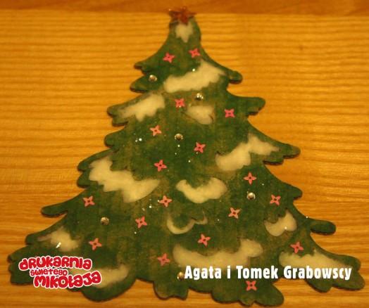 Agata Tomek GrabowscyMiejsce 2 Christina Papaloannou - Konkurs Kolorowe Święta 2013 w Alboom.pl