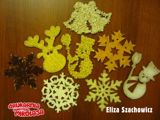 Eliza SzachowiczMiejsce 2 Christina Papaloannou - Konkurs Kolorowe Święta 2013 w Alboom.pl