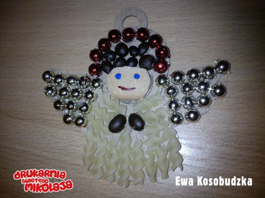 Ewa KosobudzkaMiejsce 2 Christina Papaloannou - Konkurs Kolorowe Święta 2013 w Alboom.pl
