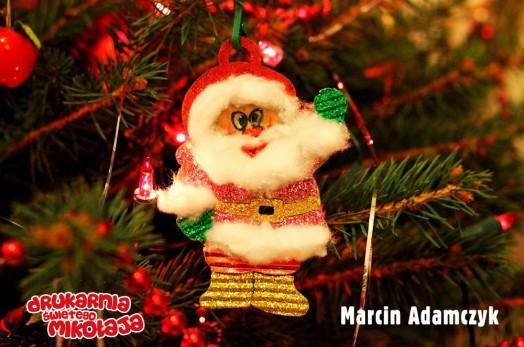Marcin AdamczykMiejsce 2 Christina Papaloannou - Konkurs Kolorowe Święta 2013 w Alboom.pl