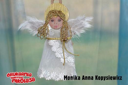 Monika Anna KopysiewiczMiejsce 2 Christina Papaloannou - Konkurs Kolorowe Święta 2013 w Alboom.pl