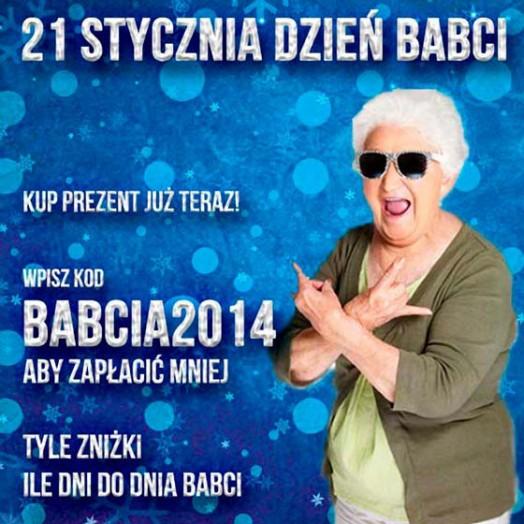 Fotokalendarze na Dzień Babci od Alboom.pl