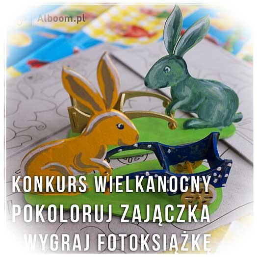 Konkurs wielkanocny w Alboom.pl