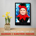 Fotokalendarze na Dzień Babci w Alboom.pl