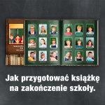 Jak przygotować fotoksiążkę szkolną w Alboom.pl