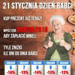 Fotokalendarze na DzieńBabci w Alboom.pl