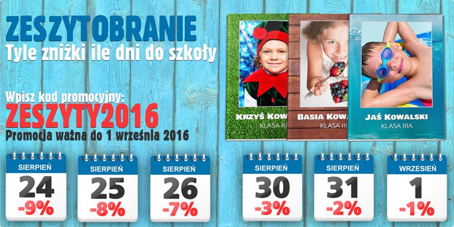 Międzynarodowy dzień fotokalendarzy, terminarzy i planerów w Alboom.pl