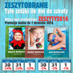 Zeszytobranie 2016 w Alboom.pl