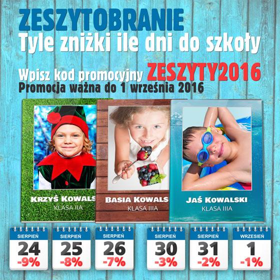 Zeszytobranie w Alboom.pl