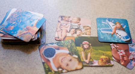 Magnesy z własnych zdjęć 5 na 5cm w Alboom.pl