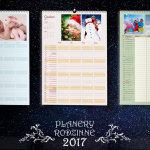 Planer rodzinny kalendarz 2017 w Alboom.pl