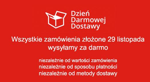 DzieńDarmowej Dostawy 2016 w Alboom.pl