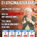 Dzień Babci w Alboom.pl