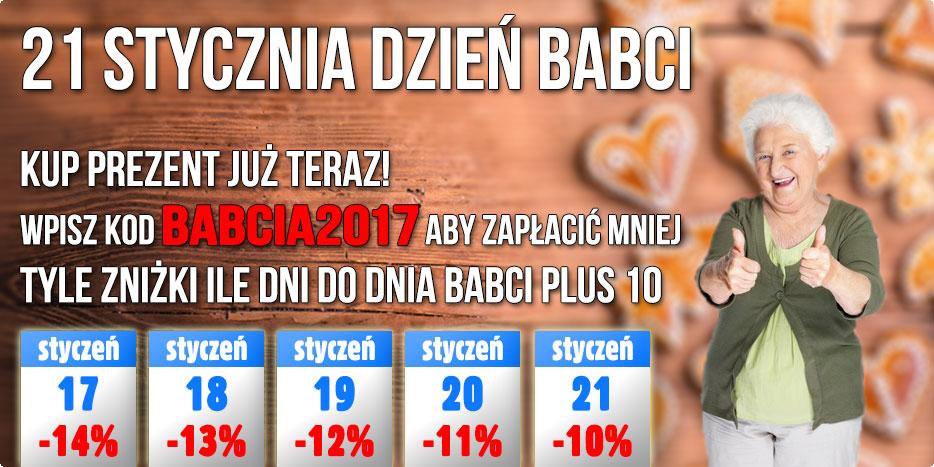 DzieńBabci w Alboom.pl