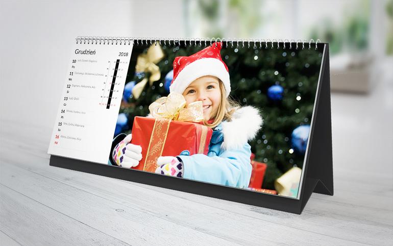 fotokalendarz tygodniowy XL - projekty powiekszone