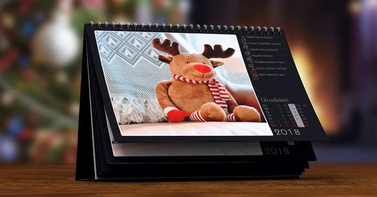 fotokalendarz tygodniowy XXL - projekty klasyczne