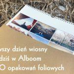 Od dziś pakujemy tylko ekologicznie w Alboom.pl