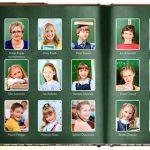 Fotoksiążki szkolne w Alboom.pl