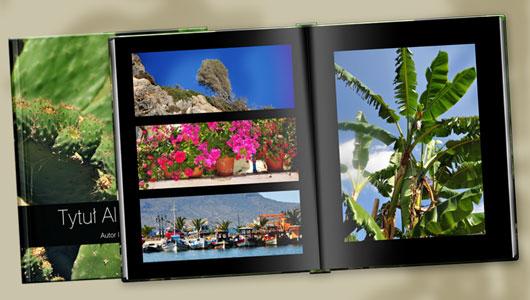 Fotoksiążki projekty Czarna Perła