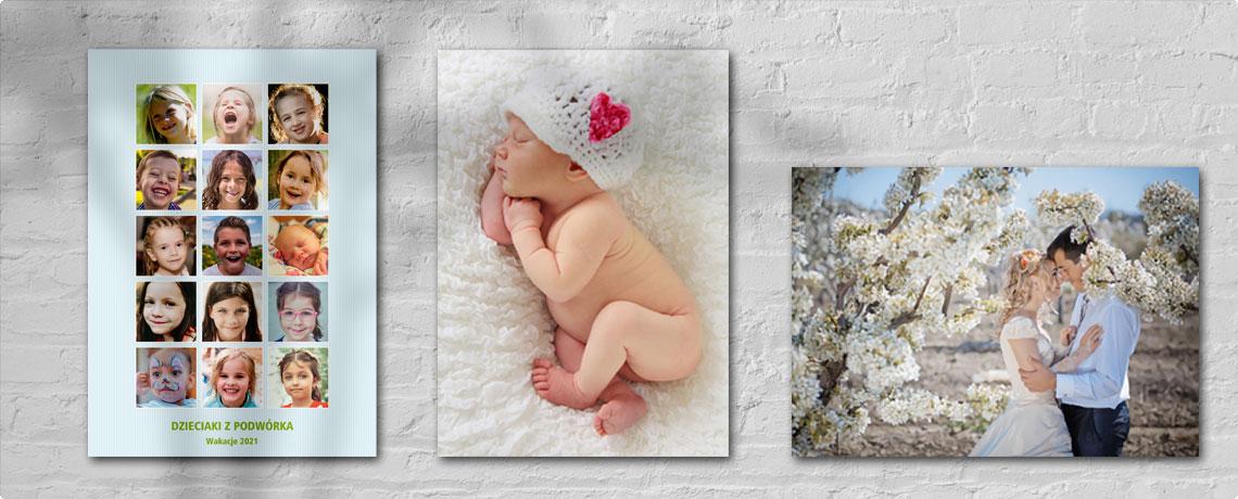 Plakaty z własnych zdjęć w Alboom.pl